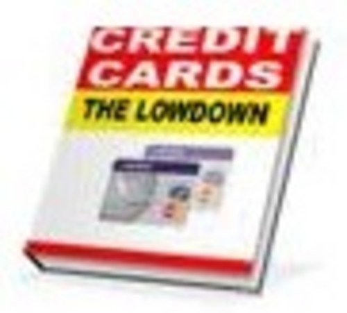 Product picture credit cards the lowdown.zip