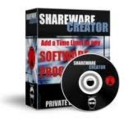 Product picture SharewareCreator