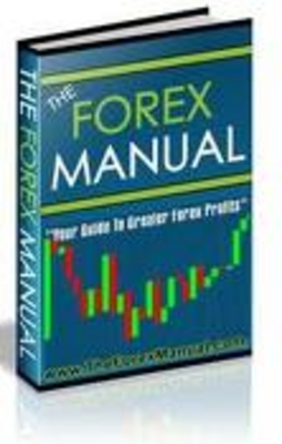 Product picture Forex manual
